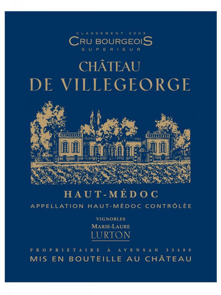 Château de Villegeorge 1964 Bottle (75cl)