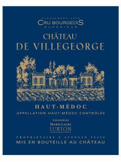Château de Villegeorge 1962 Bottle (75cl)