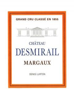 Château Desmirail 2010 Original wooden case of 6 bottles (6x75cl)