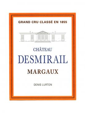 Château Desmirail 2013 Original wooden case of 12 bottles (12x75cl)