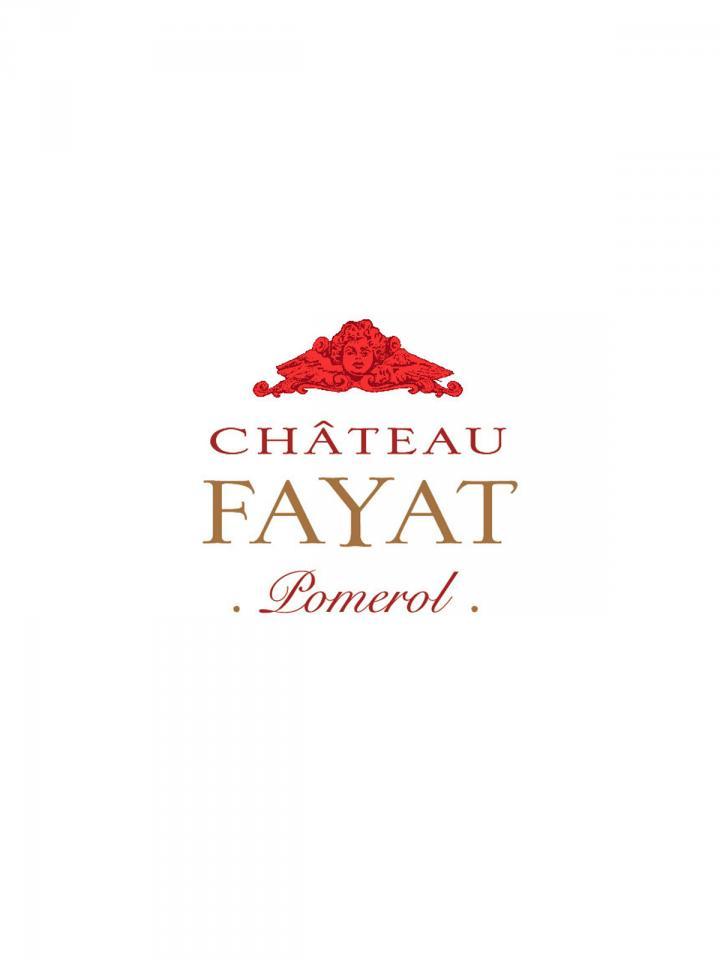 Château Fayat 2017 Original wooden case of 6 bottles (6x75cl)