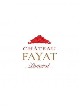 Château Fayat 2016 Original wooden case of 6 bottles (6x75cl)