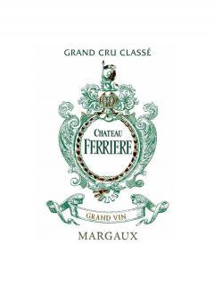 Château Ferrière 2005 Original wooden case of 12 bottles (12x75cl)