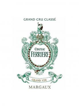 Château Ferrière 2005 Original wooden case of 6 bottles (6x75cl)