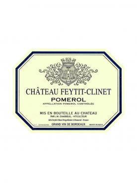 Château Feytit-Clinet 2016 Original wooden case of one double magnum (1x300cl)