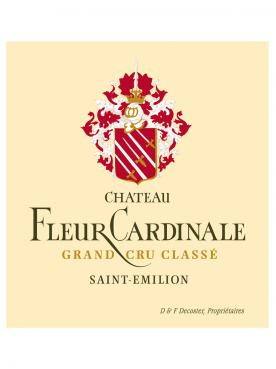 Château Fleur Cardinale 2018 Original wooden case of 6 bottles (6x75cl)