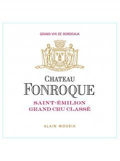 Château Fonroque 2012 Original wooden case of 6 bottles (6x75cl)