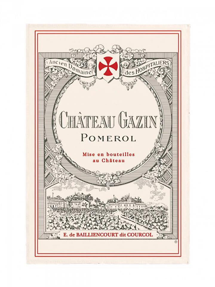 Château Gazin 1959 Bottle (75cl)