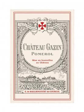 Château Gazin 2002 Bottle (75cl)