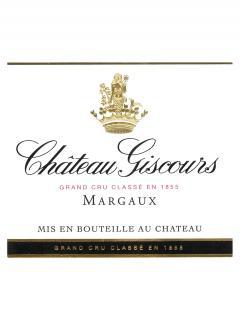 Château Giscours 2014 Original wooden case of 12 bottles (12x75cl)