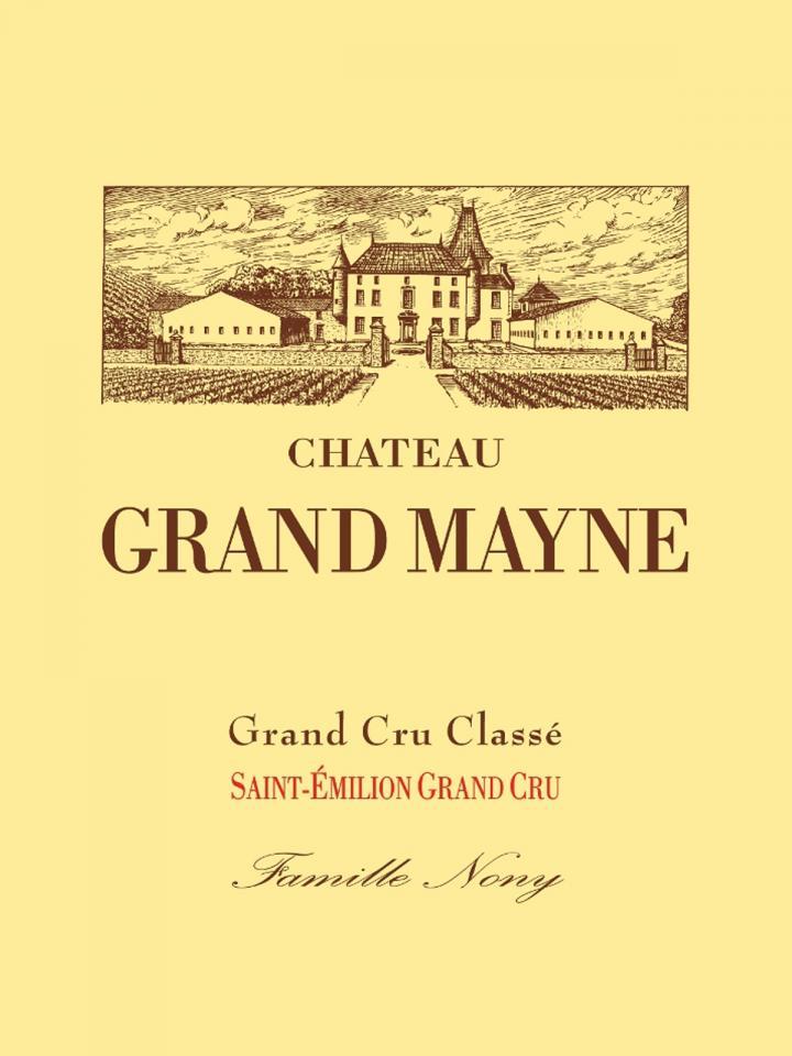 Château Grand Mayne 2011 Original wooden case of 6 bottles (6x75cl)
