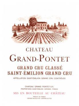 Château Grand Pontet 2016 Bottle (75cl)