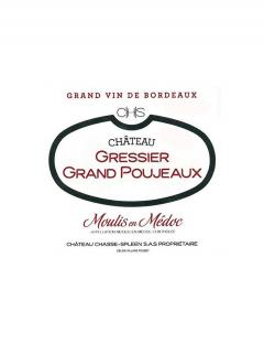 Château Gressier Grand Poujeaux 2006 Original wooden case of 12 bottles (12x75cl)