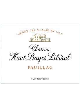 Château Haut-Bages Libéral 1985 Bottle (75cl)