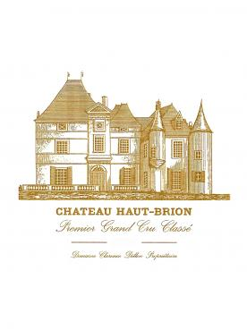Château Haut-Brion 2014 Original wooden case of 12 bottles (12x75cl)