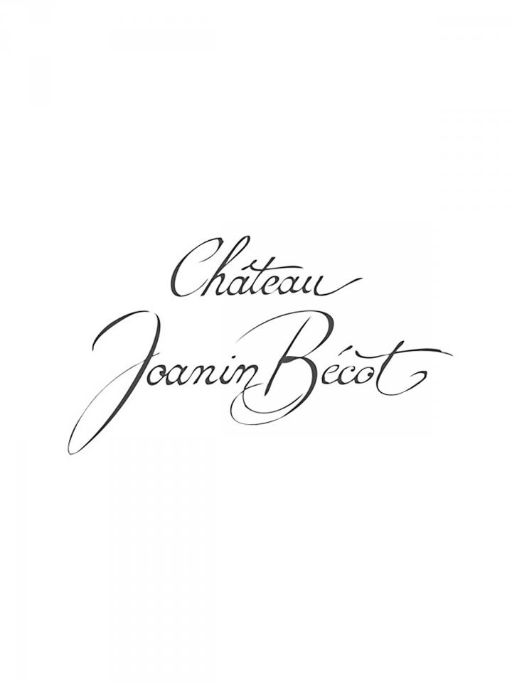 Château Joanin Bécot 2010 Original wooden case of 12 bottles (12x75cl)