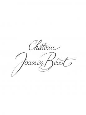 Château Joanin Bécot 2018 Original wooden case of 12 bottles (12x75cl)