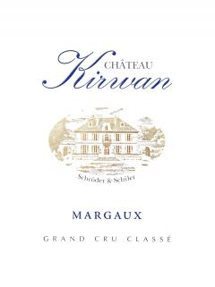 Château Kirwan 2016 Original wooden case of 6 bottles (6x75cl)