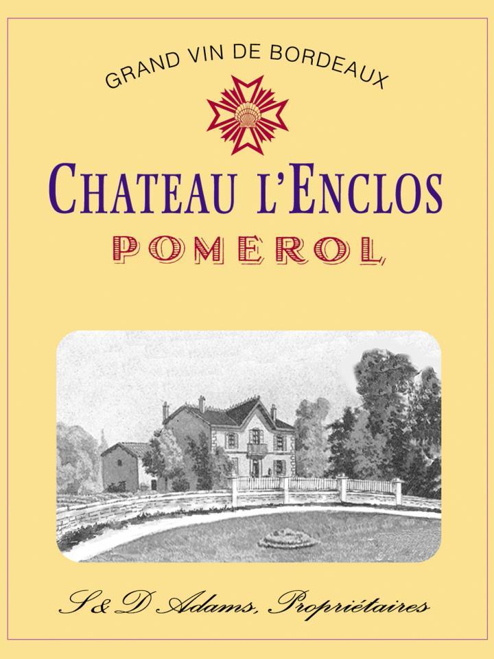 Chateau l'Enclos 1983 Bottle (75cl)