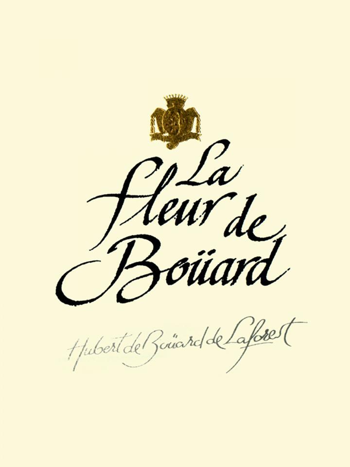Château La Fleur de Boüard 2016 Original wooden case of 12 bottles (12x75cl)