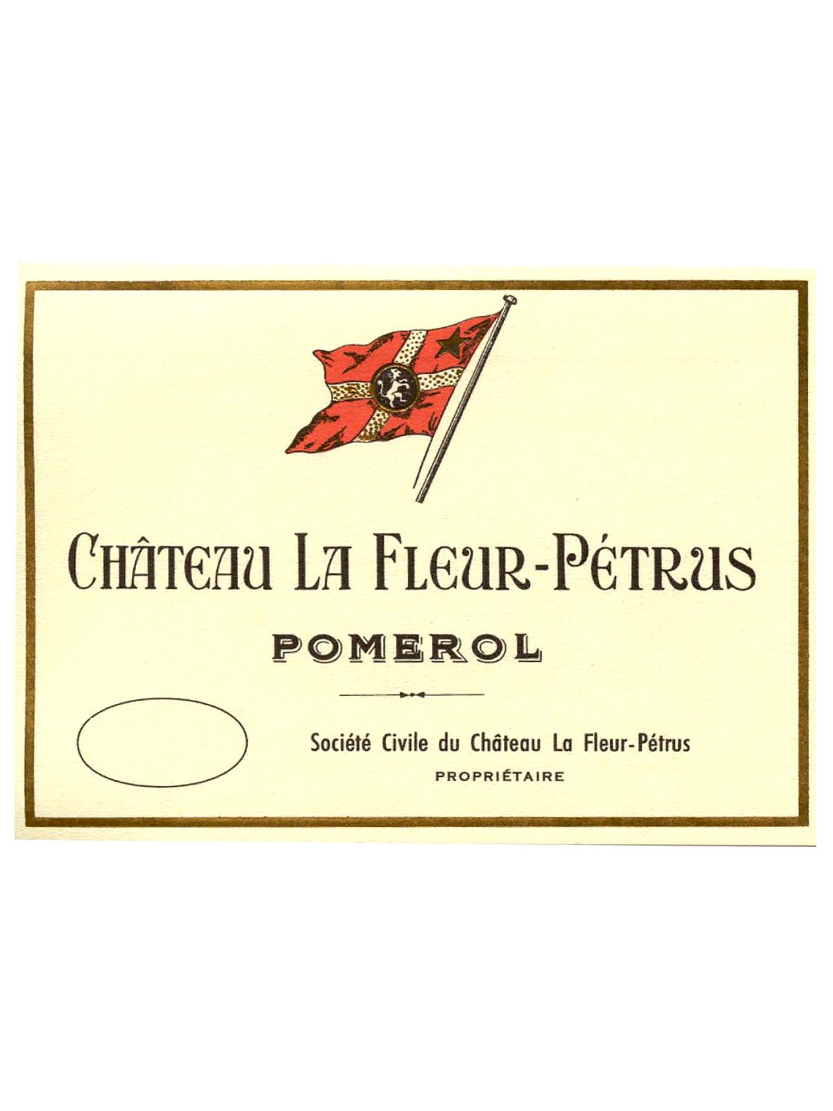 1950 Chateau La Fleur Petrus Pomerol 75cl Chateau Com