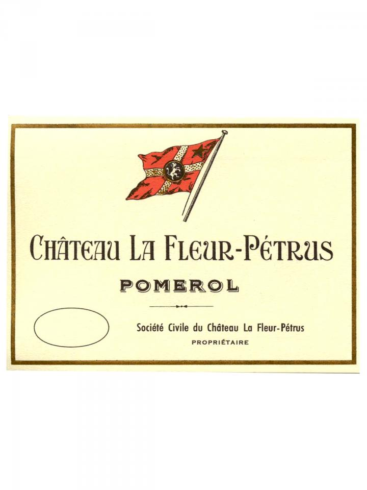 Château La Fleur-Pétrus 1974 Bottle (75cl)