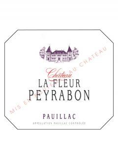 Château La Fleur Peyrabon 2016 Original wooden case of 6 bottles (6x75cl)