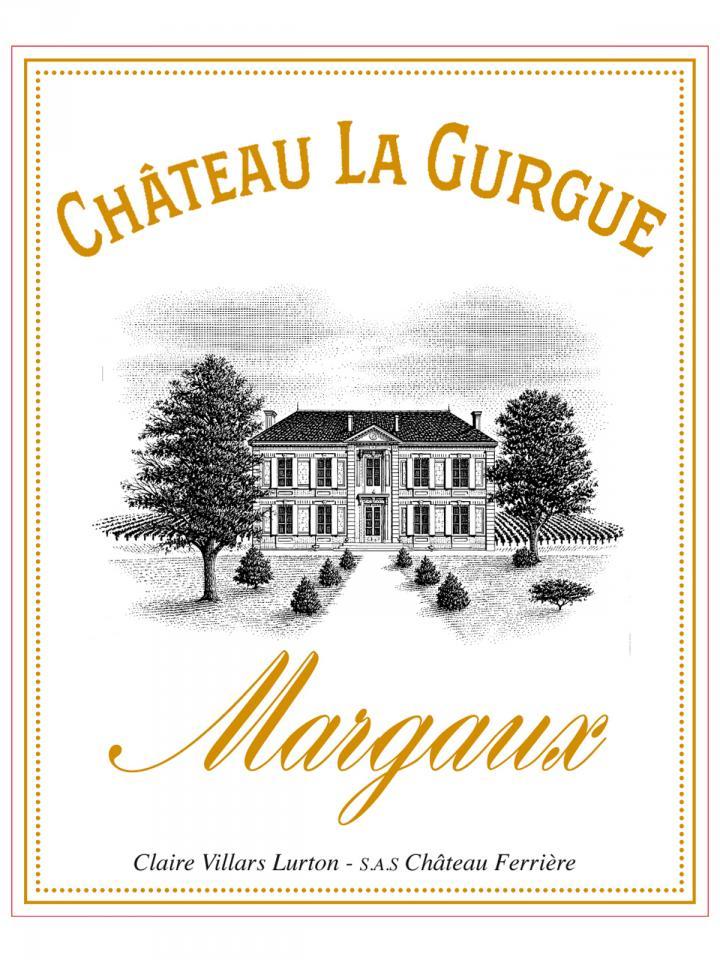 Château La Gurgue 2013 12 bottles (12x75cl)