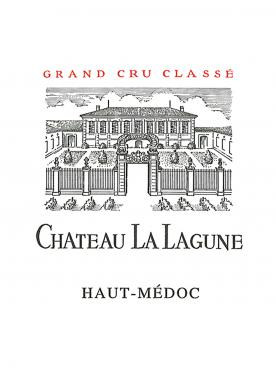 Château La Lagune 2015 Original wooden case of 6 bottles (6x75cl)