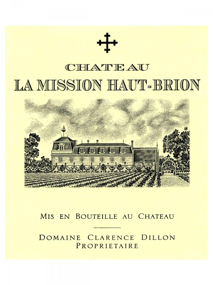 Château La Mission Haut-Brion 2011 Original wooden case of 12 bottles (12x75cl)