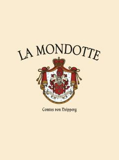 Château La Mondotte 2017 Original wooden case of 6 bottles (6x75cl)