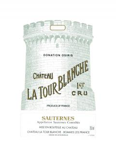 Château La Tour Blanche 2013 Original wooden case of 12 bottles (12x75cl)