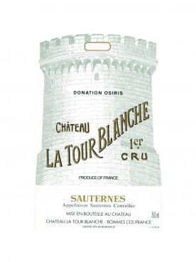 Château La Tour Blanche 2003 Original wooden case of 12 bottles (12x75cl)