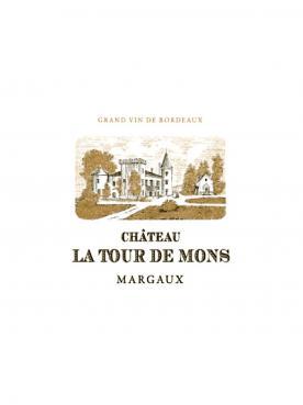 Château La Tour de Mons 1986 Bottle (75cl)