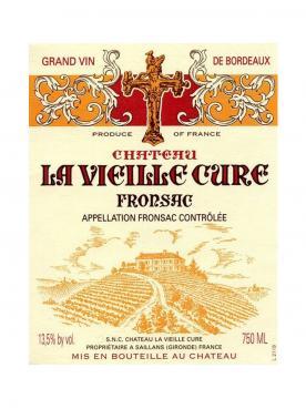 Château La Vieille Cure 2017 6 bottles (6x75cl)
