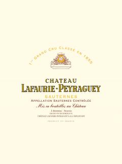 Château Lafaurie-Peyraguey 2001 Original wooden case of 12 bottles (12x75cl)