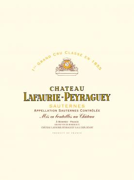 Château Lafaurie-Peyraguey 2000 Original wooden case of 12 bottles (12x75cl)
