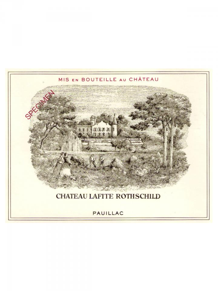 Château Lafite Rothschild 1948 Bottle (75cl)