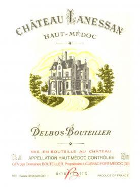Château Lanessan 1978 Bottle (75cl)