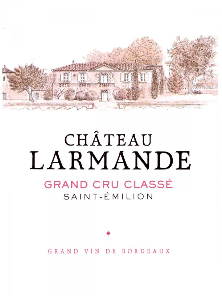 Château Larmande 2013 Original wooden case of 12 bottles (12x75cl)