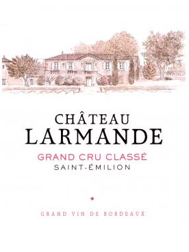 Château Larmande 2013 Original wooden case of 12 bottles (12x75cl)