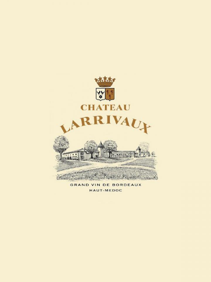 Château Larrivaux 2013 12 bottles (12x75cl)