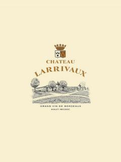 Château Larrivaux 2017 6 bottles (6x75cl)