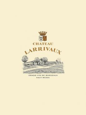 Château Larrivaux 2011 12 bottles (12x75cl)