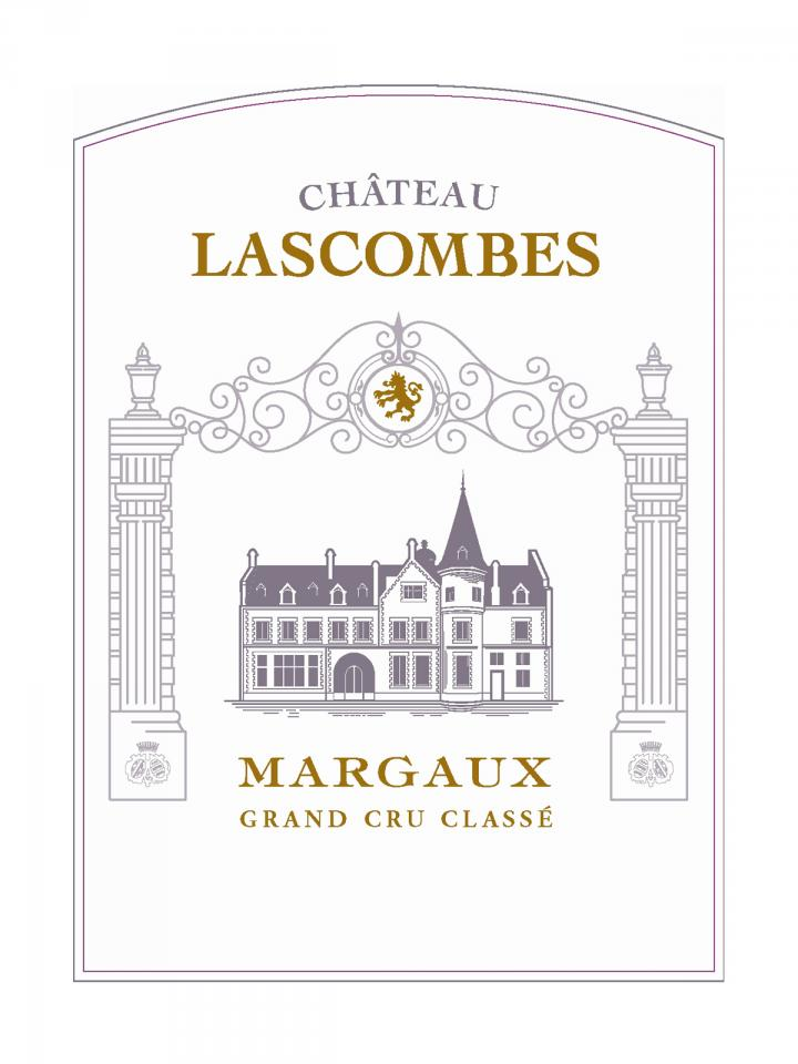 Château Lascombes 2004 Original wooden case of 12 bottles (12x75cl)