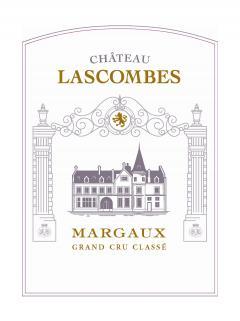 Château Lascombes 2017 Original wooden case of 12 bottles (12x75cl)