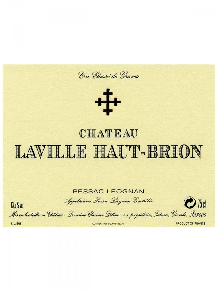 Château Laville Haut-Brion 2006 Original wooden case of 6 bottles (6x75cl)