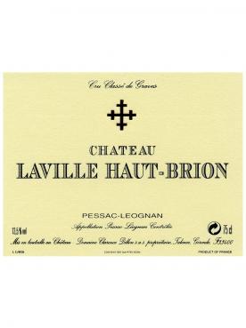 Château Laville Haut-Brion 1990 Bottle (75cl)