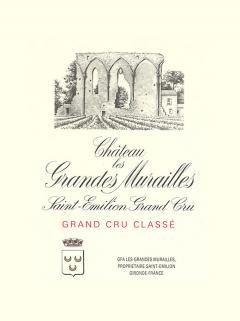 Château Les Grandes Murailles 1945 Bottle (75cl)