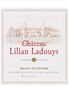 Château Lilian Ladouys 2017 Original wooden case of 6 bottles (6x75cl)